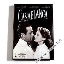 Casablanca DVD New Humphrey Bogart, Ingrid Bergman, Paul Henreid, Claude Rains