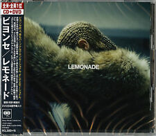 BEYONCE-LEMONADE -JAPAN CD+DVD H66
