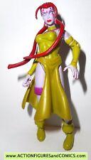 X-MEN x-force BLINK apocalypse movie toy biz toybiz most wanted marvel universe