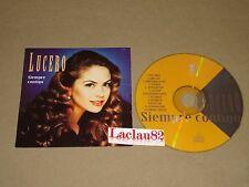 Lucero Siempre Contigo 1994 Melody Con Cancionero E Capas Cd Mexico