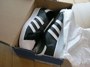 Womens ADIDAS Superstar Shell tops size 7.5 FV3286 NEW Boxed