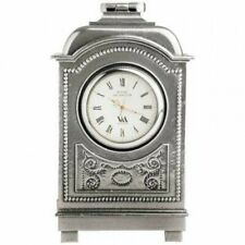 Royal Selangor The Inspired Collection Pewter Carriage Table Clock Gift