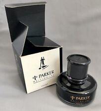 Parker Penman ebony black ink full bottle boxed instructions new-old stock