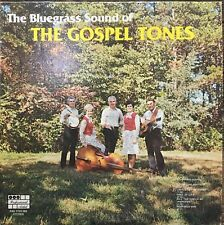 The Bluegrass Sound Gospel Tones LP Vinyl Record Fredericktown Missouri