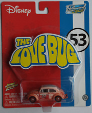"Johnny Lightning – VW Käfer ""Herbie The Love Bug / Herbie Goes Bananas"" Neu/OVP"