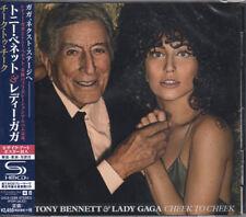 TONY BENNETT & LADY GAGA-CHEEK TO CHEEK-JAPAN SHM-CD BONUS TRACK F43
