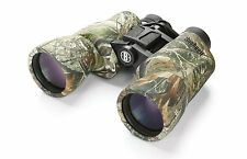 Bushnell Binoculars 10x50mm Hunting Camouflage Instafocus Realtree Porro Prism
