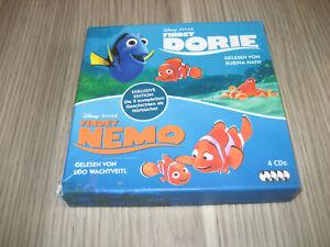 (K1 ) CD Findet Nemo - Findet Dori Lesung 4 CDs Nath / Wachtveitl