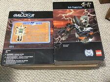 """NEW LEGO #8316 """"GALIDOR"""" DEFENDERS OF THE OUTER DIMENSION HEK POWERIZER"""