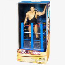 Wwe Mattel Andre The Giant Wrestlemania Celebration Series Figure + Cart