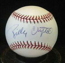 Billy Crystal Signed OML Baseball PSA/DNA Certified, Actor, Comedian, Producer