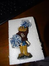 "Boyds Bears & Friends ""Kimberly Cheerenshout"" Collector Figurine Nib Cheerleader"