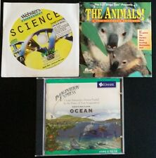 Webster science + Imagination Express OCEAN + San Diego Zoo The Animals