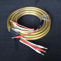 Cardas Hexlink Gold Five Hi Fi Speaker cable pair 2.5m
