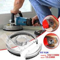 Dust Cover Case Shroud Kit For 3'' 4'' 5'' Angle Hand Grinder Polisher Vacuum US