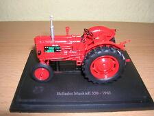 Atlas Tractor Bolinder Munktell 350 Baujahr 1963 rot red Traktor Trekker, 1:43