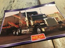 007 Freightliner Classic 1995 Collection Atlas Truck of Legends