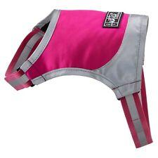 Hurtta High-Visibility Lifeguard Dog Micro Vest, Pink, Dog Size XXL, Great Dane