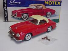 Schuco Motex  00220 Mercedes 190 SL  , 1088 , Blech,  Neu in der Ovp.(G192)