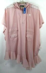 Adidas Poncho Designed By J KOO X ADIDAS Pink FT9872 Size XL NWT $150