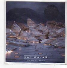 (FN887) Kan Wakan, Midnight Moon - 2014 DJ CD
