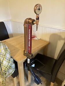 Birra Moretti Light Up Beer Pump / Tap / Font/Pub / Bar /...