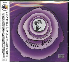 SEAN PRICE-SONGS IN THE KEY OF PRICE-JAPAN CD E78