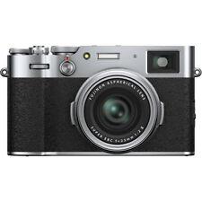 FUJIFILM X100V Digital Camera (Silver) *US AUTHORIZED DEALER*