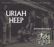 Wonderworld [2004 Bonus Tracks] by Uriah Heep (CD, Apr-2004, Sanctuary (USA))