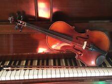Violín vintage antiguo Rushworth & dreaper