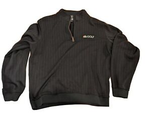 Golf Channel Logo Footjoy Sweater Large