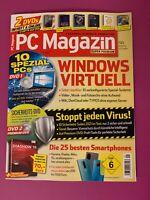 PC Magazin Super Premium 1/21 .. Windows virtuell/ 10 Spezial PCs / 2 DVDs / NEU