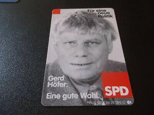 O 580/98 SPD sauber gebraucht- Aufl.2000