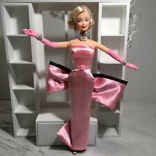 Marilyn Monroe Gentlemen Prefer Blondes Barbie Pink, New, OOB