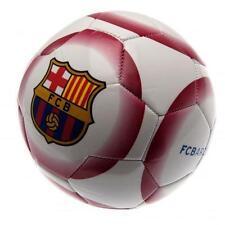 Palla Barcellona Fc Stemma del club 26 PANNELLO cucito ufficiale CALCIO prodotto MISURA 5