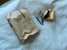 Ww2 Us Gi M-1 A springfield Nos upper buttplate screw winchester mint condition