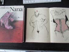 Nana Emile Zola Erhard Göttlicher Büchergilde Gutenberg 1977