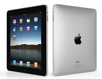 Apple iPad 1st Generation WiFi Tablet Black All Storage GB - Used - Tested A1219