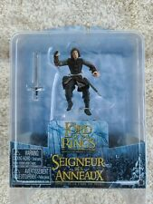 Lord of the Rings Aragorn in Helm's Deep Armor Battle Scale Figure