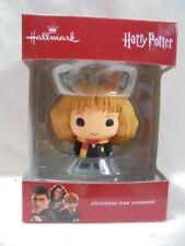 Hallmark Christmas Ornament Hermione Granger Harry Potter B19