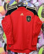 Germany National Football Team Goalkeeper Longsleeve Soccer Jersey Youth Size L