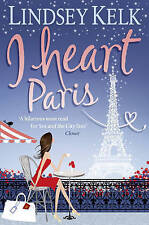 I Heart Paris by Lindsey Kelk, Good Used Book (Paperback) FREE & FAST Delivery!