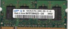 1GB Acer Aspire 5230 5310 5315 5510 5540 55550 5560 5590 5610 Laptop RAM Memory