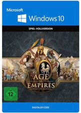 Age of Empires Definitive Edition Windows 10 Xbox Live CD Key DE/EU Code NEU