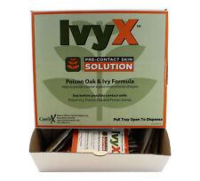 Coretex 83662 Ivy X Pre Contact Poison 50 Count Dispenser Box