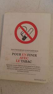 Pour en finir avec le tabac - Jean-Loup Dervaux