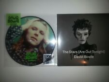 "David Bowie Changes 2015 and the Stars 2013 RSD 7"" Lot of 2 NEW Record Store Day"
