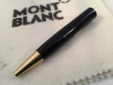 Montblanc Classique Lower Barrel Grip Parts Repair Ballpoint Black Gold 164