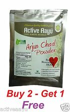 Arjun Chaal Powder - Promotes Healthy Heart - Lowers Cholesterol & Hyper tension