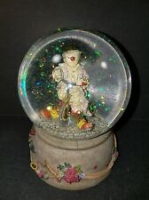 Westland Kim Anderson's Forever Young Little Boy Clown on Tricycle 5.5""